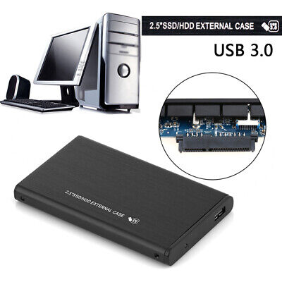 500GB USB 3.0 Portable External Hard Drive Disk HDD 2.5'' For PC Laptops