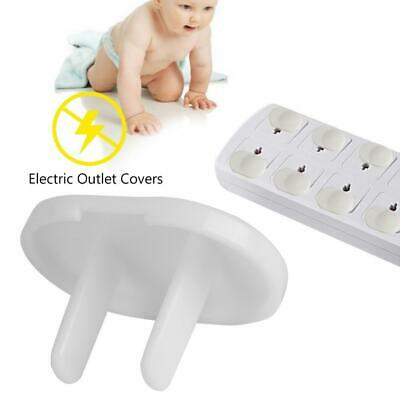10* Power Socket Electrical Outlet Baby Kids Child Safety Guard Protection Cover