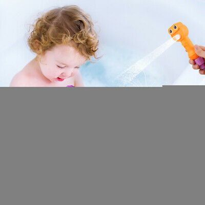 Bath Toy- Submarine Spray Station - Battery Operated Water Pump with Hand shower