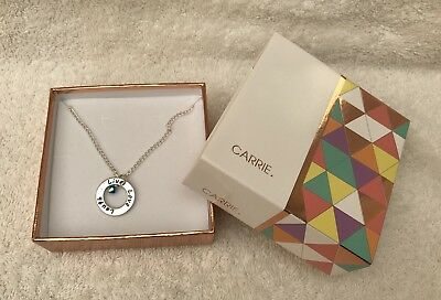 BNWT Carrie Elspeth Red Bohemian Necklace N1579