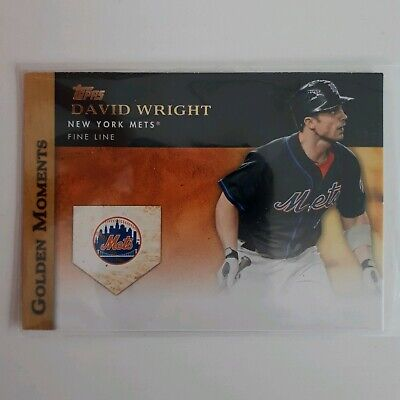 Topps 2012 DAVID WRIGHT - METS
