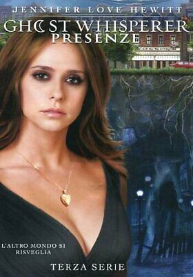 1521497 Ghost Whisperer - Presenze - Stagione 03 (5 Dvd) - Ghost Whisperer (DVD)
