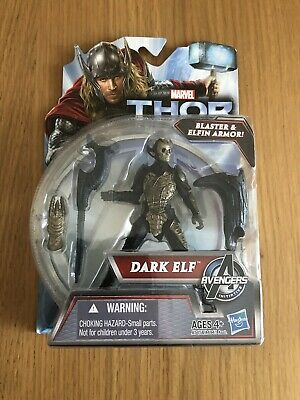"Marvel Thor The Dark World Dark Elf 3.75"" Figure"
