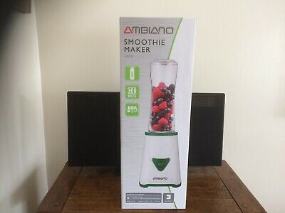 Ambiano Smoothie Maker 300w BPA FREE With Warranty New & Boxed