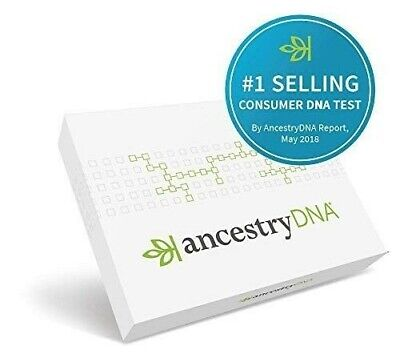 Ancestry DNA, Genetic Testing - DNA Test Kit, Original, New,Sealed,Free SHIPPING