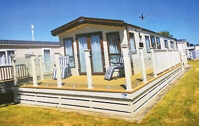 sited mobile home, static caravan