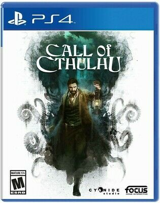 Call Of Cthulhu (Game Misc Used Very Good)