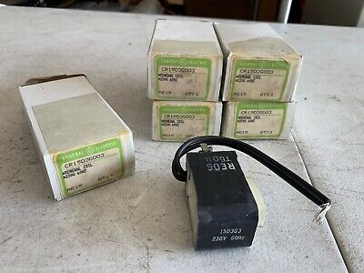 UNUSED GE Industrial 22D135G003 22D135G3  Coil 230V 60HZ