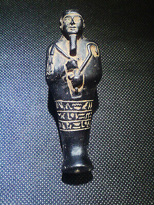 EGYPTIAN ANTIQUES ANTIQUITIES Ushabti Shawabti Shabti Shabty 1570-1073 BC