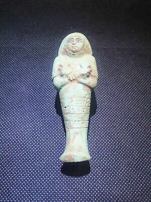 EGYPTIAN ANTIQUES ANTIQUITIES Ushabti Shawabti Shabti Shabty 1570-1096 BC
