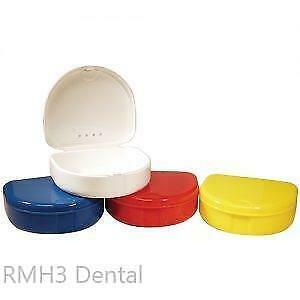 Defend Retainer Boxes Assorted Colors 12/pk REF OB-2000