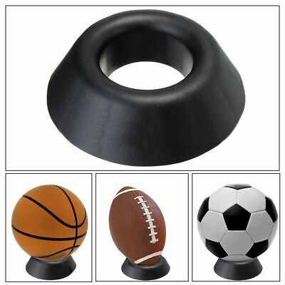 Basketball/Football/Soccer/Rugby Ball Stand Display Holder Support Base