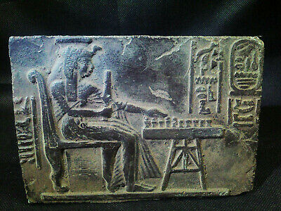 EGYPTIAN ANTIQUES ANTIQUITY Stela Stele Stelae 1549-1366 BC