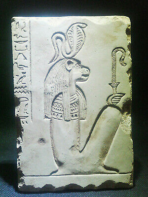 EGYPTIAN ANTIQUES ANTIQUITY Stela Stele Stelae 1549-1349 BC