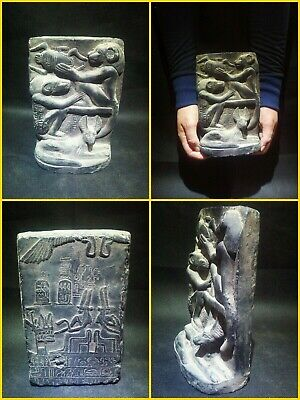 EGYPTIAN ANTIQUES ANTIQUITY Stela Stele Stelae 1549-1370 BC