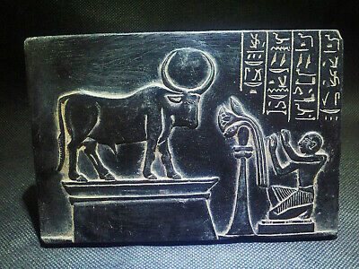 EGYPTIAN ANTIQUES ANTIQUITY Stela Stele Stelae 1549-1319 BC