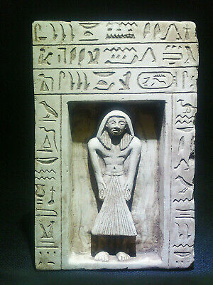 EGYPTIAN ANTIQUES ANTIQUITY Stela Stele Stelae 1549-1347 BC