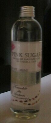 Recharge Solution Parfumee Sans Alcool Pour Diffuseur A Tiges *Pink Sugar* 260Ml