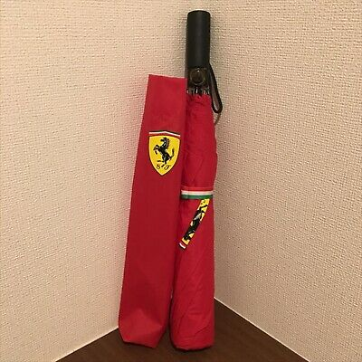 Ferrari Folding Umbrella Red From Japan
