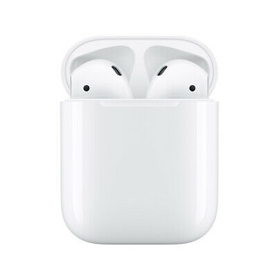 Apple AirPods 2nd Gen W/ Charging Case MV7N2AM/A