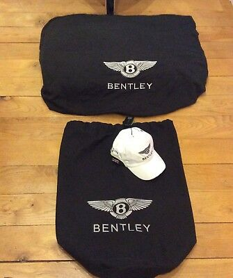 Bentley Flying Spur Indoor Car cover with Embroidery Pack option + Baseball Cap