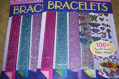 Melissa And Doug Design Your Own Bracelets, New