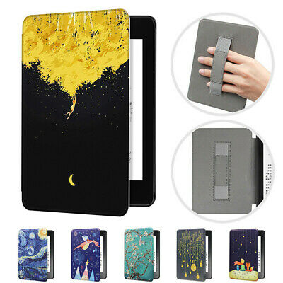 Magnetic Leather Case Smart Cover For Amazon Kindle Paperwhite 4 10th Gen 2018