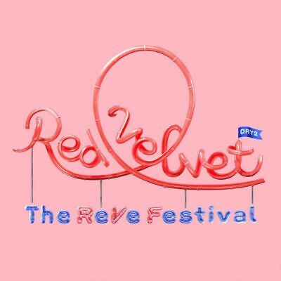 Red Velvet-[The Reve Festival Day2] 7th Mini CD+Booklet+Card [Guide Book Ver]