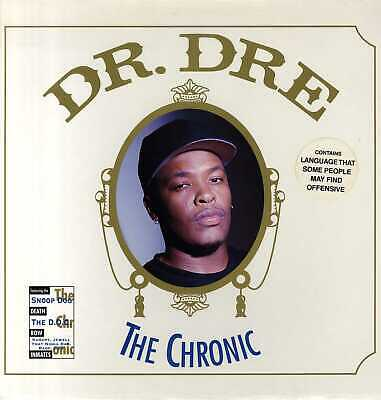 Dr. Dre - The Chronic '92 LP GERMANY ORG!! G-FUNK Snoop Dogg Nate Dogg
