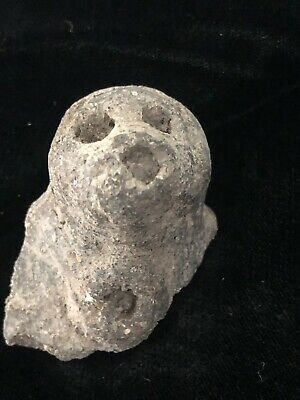 Authentic Pre-columbian Taino Figural Artifact fragment
