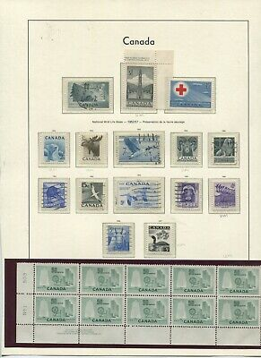 Canada QEII collection