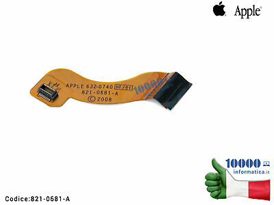 """Cable Hard Disk HDD Cable Apple Macbook Air 13 """" A1304 (2008) (2009) 632-0740"""