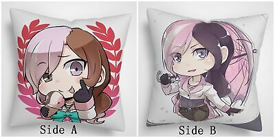 12Taisen Juuni Taisen Usagi Anime Manga two sides Pillow Cushion Case  374
