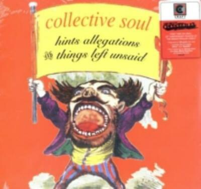 COLLECTIVE SOUL: HINTS ALLEGATIONS AND THINGS LEFT UNSAI (LP vinyl *BRAND NEW*.)