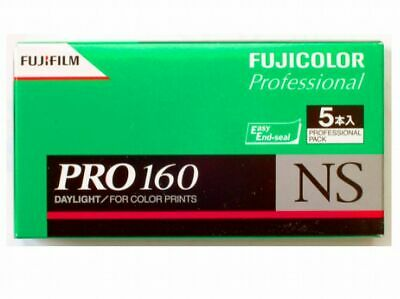 FUJIFILM (for Professional) color negative film Fujicolor PRO 160 NS Browni