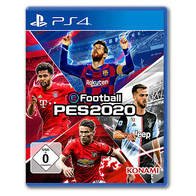 PES 2020 PS4 eFootball Pro Evolution Soccer - Fussball