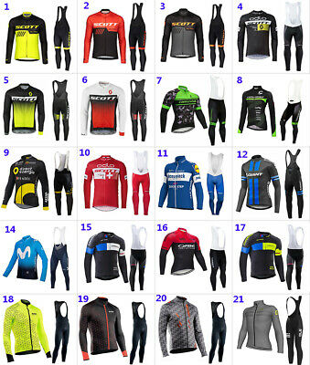 Direct Energy 2017 maillot cycling otoño pants jersey Ropa ciclismo entretiempo