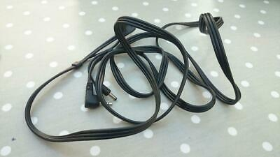 Voyager 9 inch dual screen portable DVD connection cable