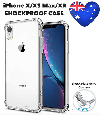 iPhone X CASE Shock Proof HARD Cover For iPhone XS MAX XR iPhone X XS Cover