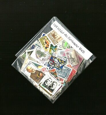 125  WORLD STAMPS, ALL DIFFERENT, OFF PAPER, ONLY £0.99p .SPECIAL OFFER+++++