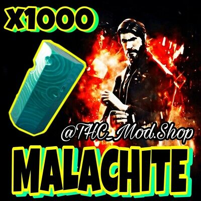 Malachite Ore x1000 - Fortnite Save The World