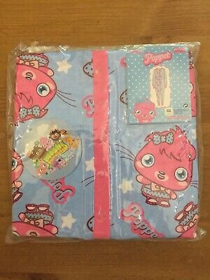 Brand New Girls Moshie Monsters Poppet 100% Cotton One Piece Pyjamas Sleepwear