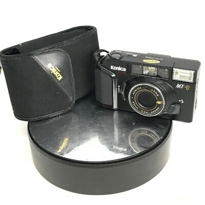 ~ IMMACULATE + TESTED ~ Konica MT-9 Compact 35mm AF Point & Shoot Film Camera589