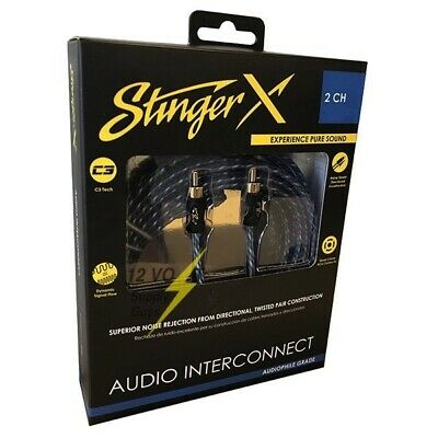 Stinger XI1217 17ft Directional Twisted Pair Interconnect