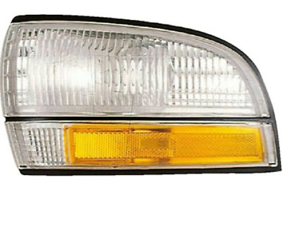 For 1992 1993 1994 1995 1996 Buick Lesabre Park Avenue Turn Signal Corner Light lamp Assembly Passenger Right Side Replacement GM2551136