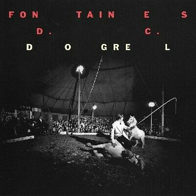 144941 Fontaines D.C. - Dogrel (CD x 1) |Nuevo|