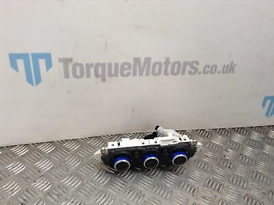 Ford Focus ST225 MK2 Heater controls
