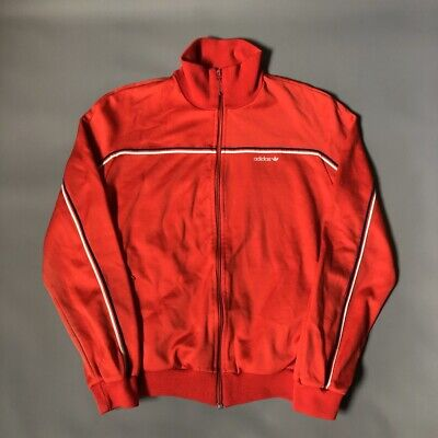 Vintage Adidas Track Jacket Size XS Made In West Germany