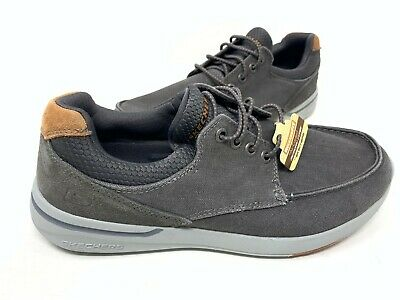 Mens Elent Mosen Air Cooled Memory Foam Smart Casual Lace Up