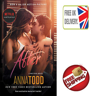 After (The After Series) by Anna Todd New Paperback Book 2019